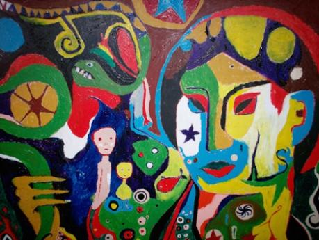 Obra de Teresa Irisarri 2007